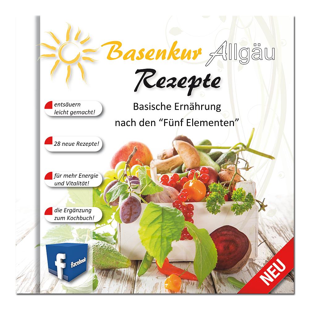 Basenkur Rezeptbuch